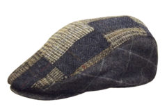 English-Wool-Tweed-Patchwork-Cheesecutter-1