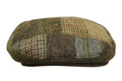 English-Wool-Tweed-Patchwork-Cheesecutter-3