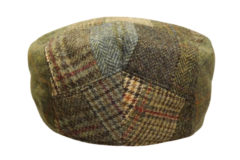 English-Wool-Tweed-Patchwork-Cheesecutter-4