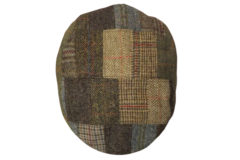 English-Wool-Tweed-Patchwork-Cheesecutter-6