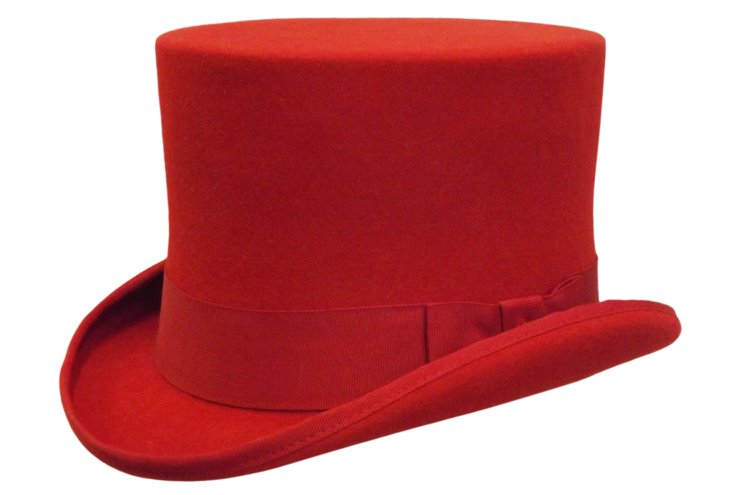 ea772cfd6ea Fur Felt Top Hat - Hills Hats
