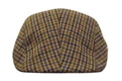 Lightweight-Lambswool-Tweed-Duckbill-Cap-1